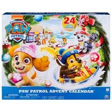 Paw Patrol Adventtikalenteri 2018, Ryhmä Hau