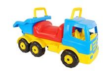 Sparkebil med tippflak, 70 cm