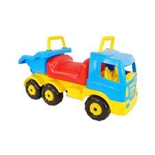 Sparkbil med tippflak, 70 cm