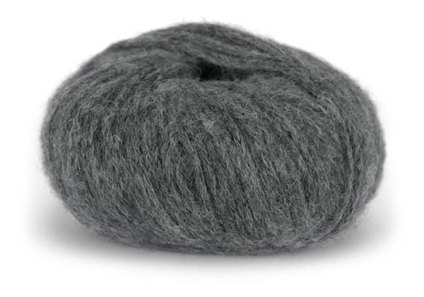 Du Store Alpakka Pus Garn Alpakkamix 50 g Koksgrå 4010