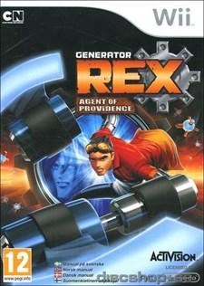 Generator Rex - Agent of Providence