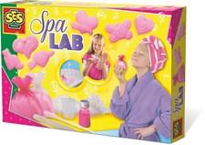SES Spa lab - Valmista poreilevat kylpytabletit ja kylpysuolat