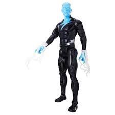 Marvels Electro, 30 cm, Titan Heroes Series