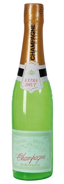 Champagneflaska Uppblåsbar