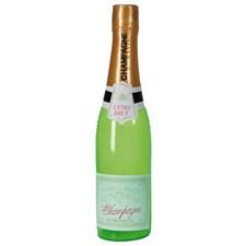 Champagneflaske Oppblåsbar