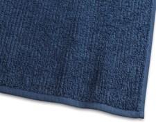 Borganäs of Sweden Stripe Terryn setti 100% puuvillaa sininen 4-pack