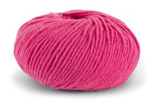 Knit At Home Superfine Merino Wool Lanka Villalangat 50 g pinkki 319
