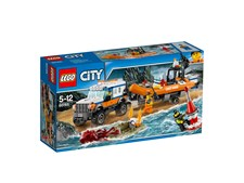 Fyrhjulsdrivet utryckningsfordon, LEGO City Coast Guard (60165)