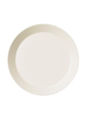 Iittala Teema Tallrik 26 cm Vit - tallrikar & skålar