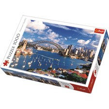 Port Jackson Sydney, Pussel 1000 bitar