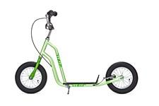Yedoo Tidit, Grön, Sparkcykel med lufthjul