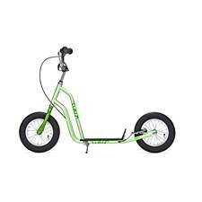 Yedoo Tidit grön sparkcykel med lufthjul