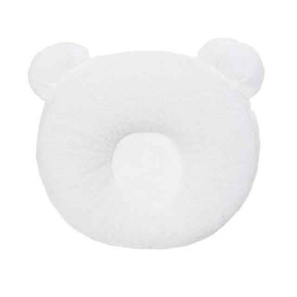 Panda Babykudde  Vit  Candide - barnsängkläder