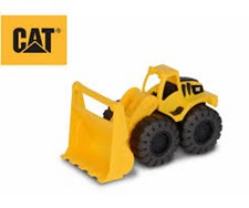 Rugged Machines, Hjullastare, CAT