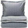 GANT Home Scatter Dot Påslakan 100% Bomull 150x210 cm Elephant Grey
