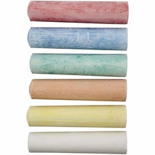 Gatukritor 6 Färger