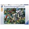 Koalas in a Tree, Pussel, 500 bitar, Ravensburger
