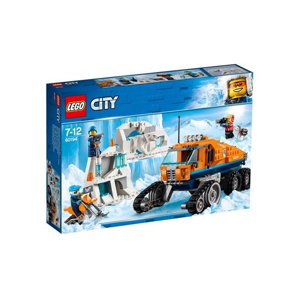 Arktisk spaningslastbil  LEGO City Arctic Expedition (60194)  Lego
