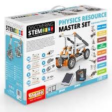 Physics Resource Master Set, STEM50, Engino