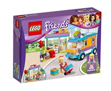 Heartlakes gavebud, Lego Friends (41310)