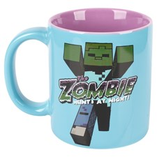 Minecraft Zombie Mugg