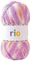 Rio 100g Bomullsmix Rumba print (31101)