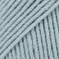 Merino Extra Fine Uni Colour Garn Merinoull 50 g Blue Fog 38 Drops
