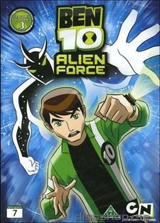 Ben 10: Alien Force - Vol 3