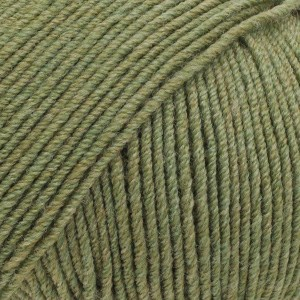 Drops Baby Merino Mix Garn Ullgarn 50g Light Olive 38