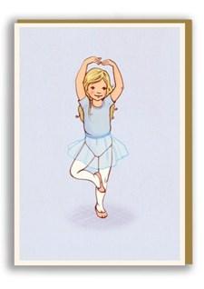 Kortti ja kirjekuori Pirouette Nineteenseventythree