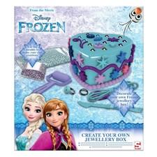 Gör Ditt Egna Smyckeskrin , Disney Frozen