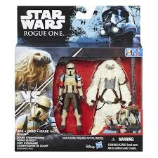 Deluxe Figure 2-pack, Rogue One, Moroff & Scarif Stormtrooper, Star Wars