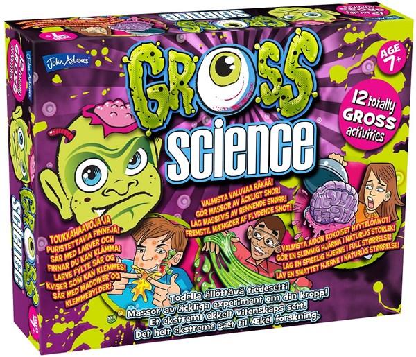 Gross Science - Ällöä tiedettä!