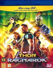Thor 3: Ragnarök (Blu-ray 3D + Blu-ray)
