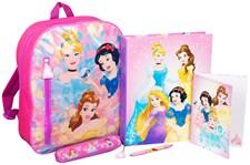 Filled Backpack Set, Disney Princess