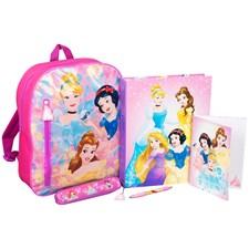 Koulunaloituspakkaus, Disney Princess