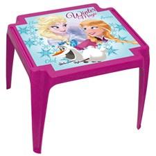 Bord, Mörkrosa, Disney Frozen