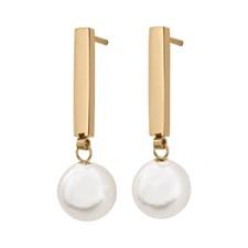 Edblad Lovisa Earrings Pin Gold