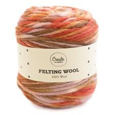 Adlibris Felting Wool 100g Arizona B063