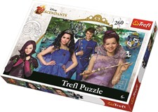 Pussel 260 bitar, Disney Descendants