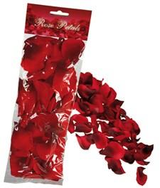 Punaiset Ruusun Lehdet
