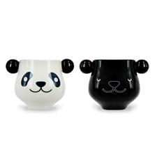Panda Mugg Värmekänslig