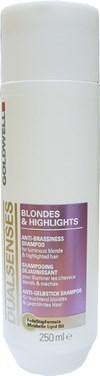 Goldwell DS Blond & Highlight Schampo 250ml