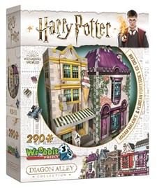 3D Pussel, Madam Malkins kläder för alla tillfällen, Harry Potter