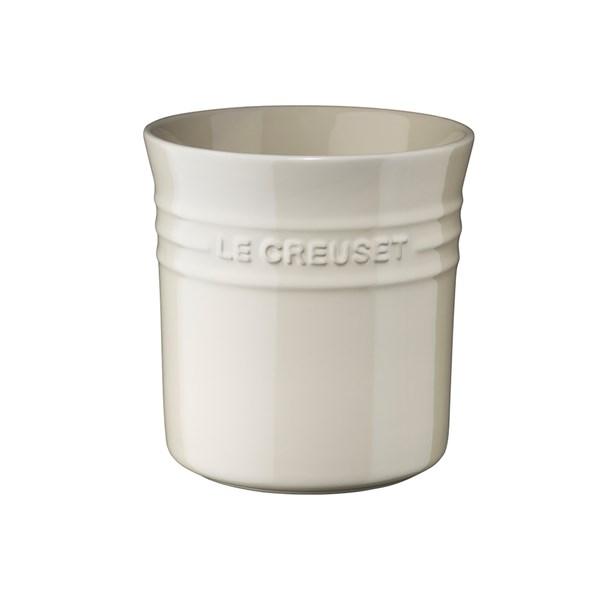 Le Creuset Besticks- & rödskapsförvaring 2 L Creme - köksförvaring