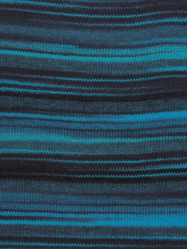 Rico Creative Melange DK Lanka Villasekoitus 50g Aqua Mix 004