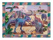 Skapa din egen tavla efter nummer Dinosaurier, Melissa & Doug