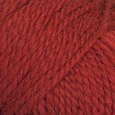 Drops Andes Uni Colour Lanka Villasekoitus 100g Christmas Red 3620