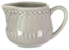 PotteryJo Daisy Mjölkkanna 30 cl Soft Grey