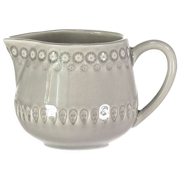 PotteryJo Daisy Mjölkkanna 30 cl Soft grå - övrig servering